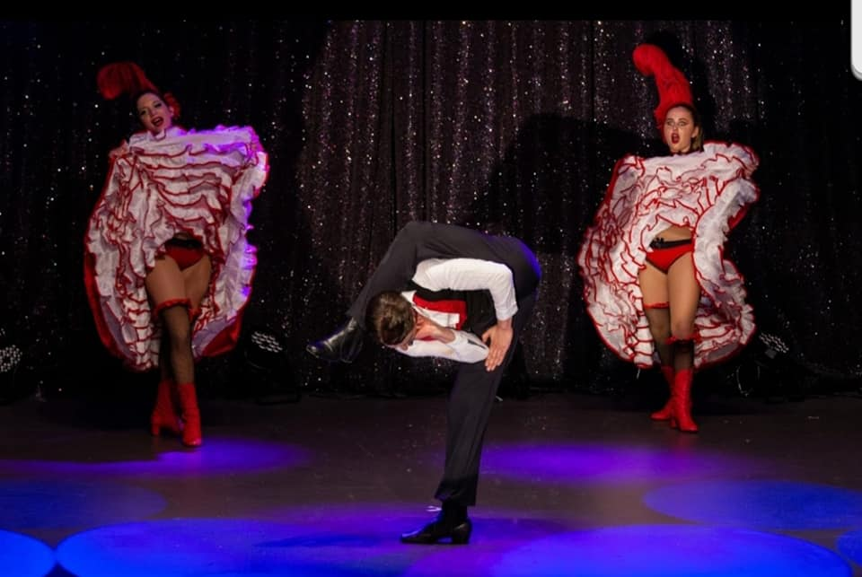 French cancan !